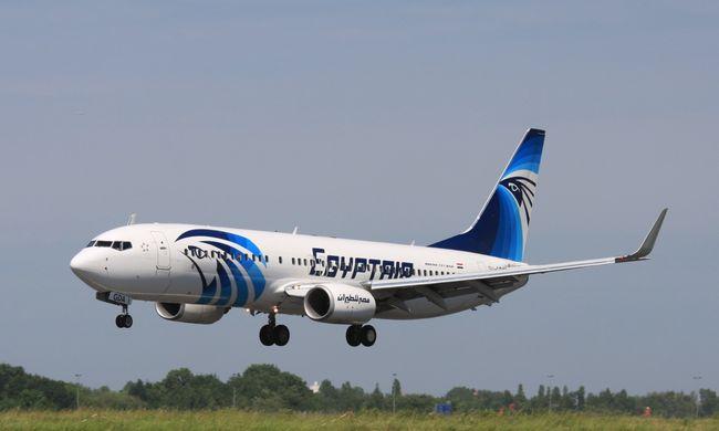 A levegőben támadták meg az EgyptAir járatát