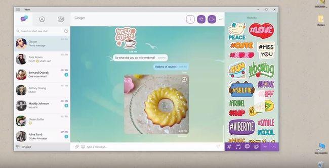 Megújult az ingyenes üzenetküldő - Windowson is használható az összes Viber funkció