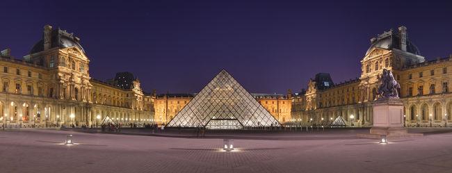 Menekíthetik a műkincseket a Louvre-ból az árvíz miatt