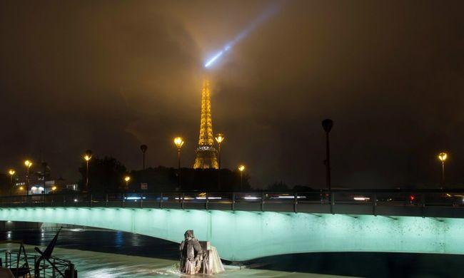 Vízben úszik Franciaország - képgaléria