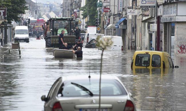Félmillió ember halálát okozta a szélsőséges időjárás