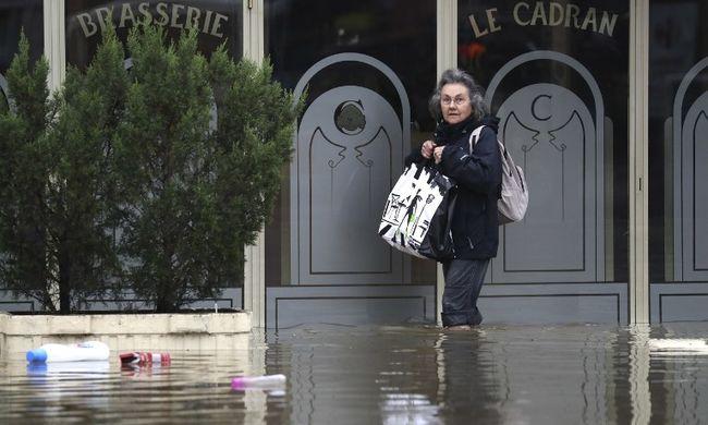 782 településen van természeti katasztrófaállapot Franciaországban