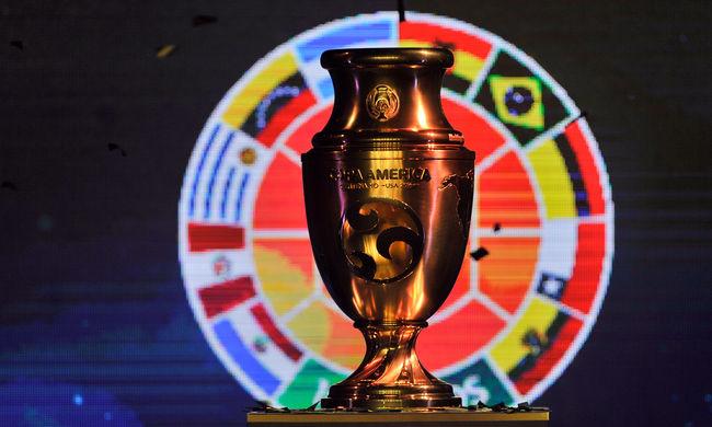 Első válogatott sikeréért küzd Messi a jubileumi Copa Américán