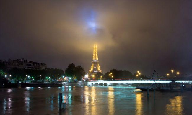 """A klímaváltozás """"ujjlenyomatait"""" találták tudósok a francia árvizeken"""