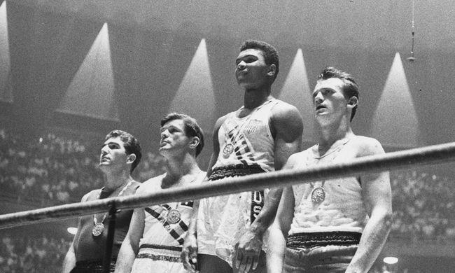 Muhammad Ali élete - képgaléria
