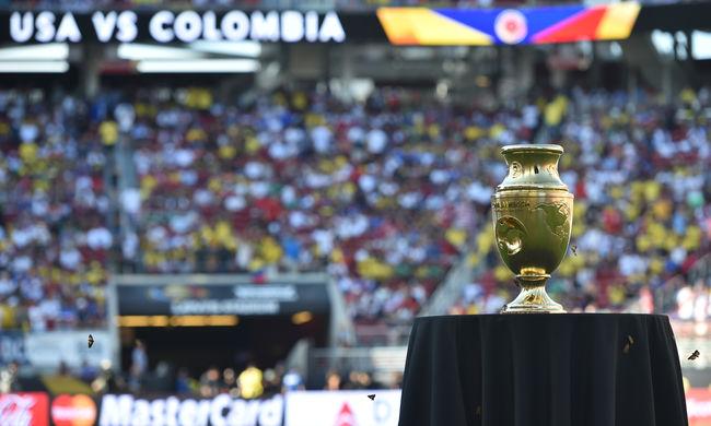 Copa America: az Egyesült Államok veszített Kolumbiával szemben