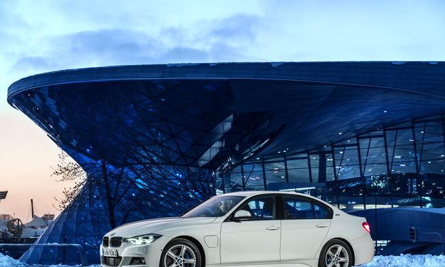 A tíz legmeghatározóbb BMW modell: BMW 330e