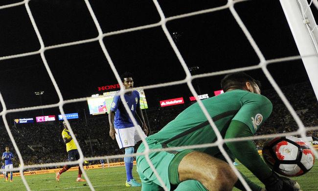 Copa América: Az év potyájából és helyzetéből sem lett gól