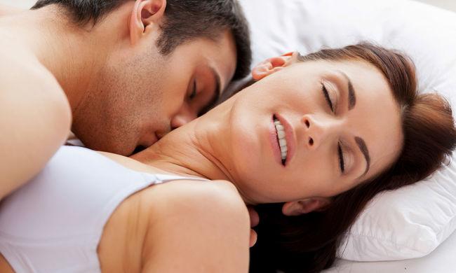 Kiderült, így hat az egészségre az igazán jó szex