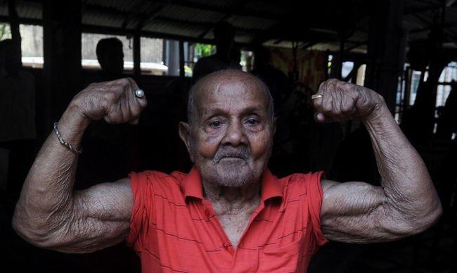 """104 évesen meghalt a """"Zsebherkules"""""""