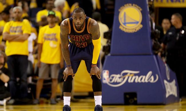 Újabb alázás az NBA-döntőben