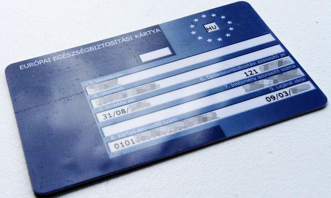 Ez az ingyenes kártya külföldön is gondoskodik biztonságunkról!