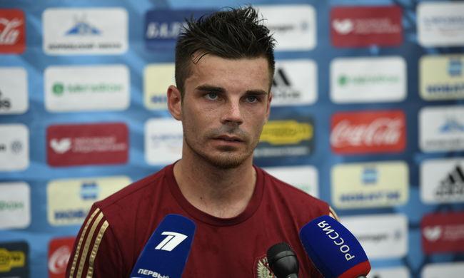 Nyaralásról hívták be az egyik orosz játékost az Európa-bajnokságra