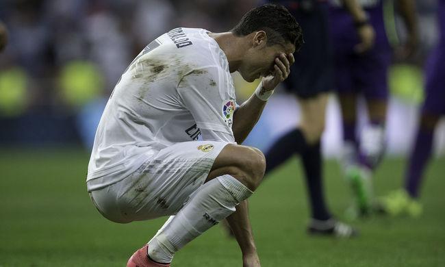Trónok harca szereplő fenyegette meg Cristiano Ronaldót