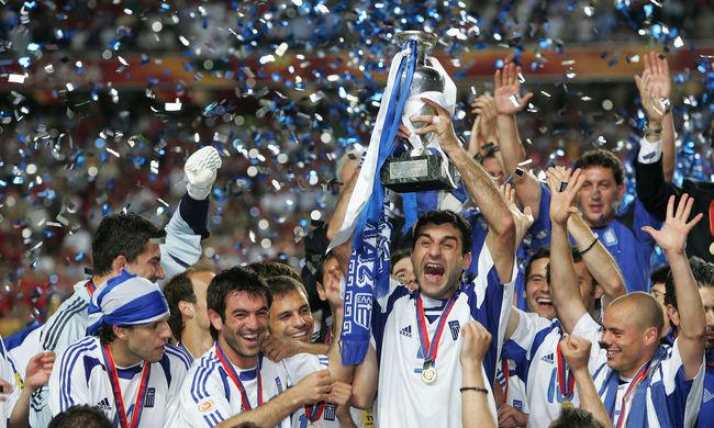 EURO 2016 sorozat: A görögök nyerték a meglepetések tornáját - 12. rész (2004)