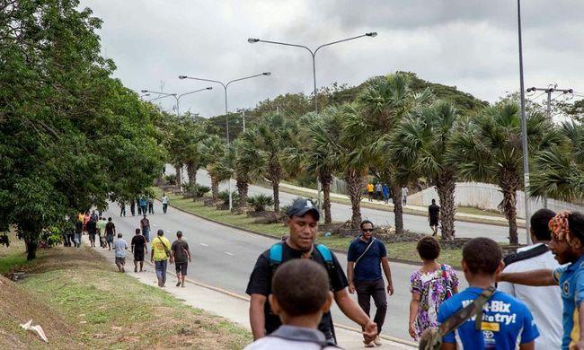 Tüntető diákokra lőttek rá a rendőrök, többen meghaltak