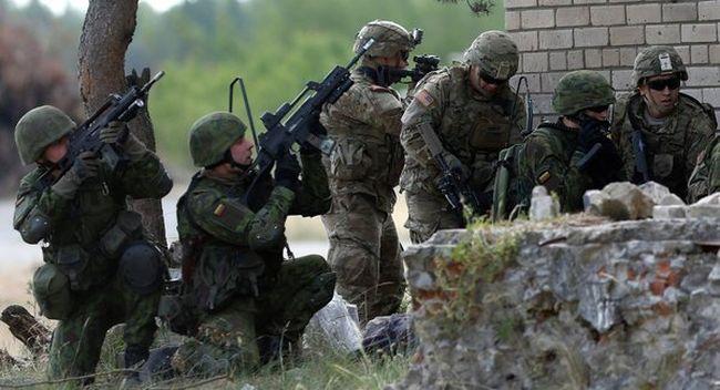 Meghalt egy civil a NATO hadgyakorlata miatt