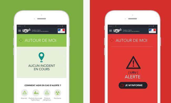 Ez az alkalmazás a foci Eb alatti terrortámadásra figyelmezteti