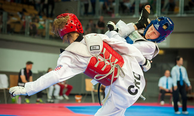Ezernél is több sportoló, magyar siker a taekwondo-megmérettetésen - képgaléria