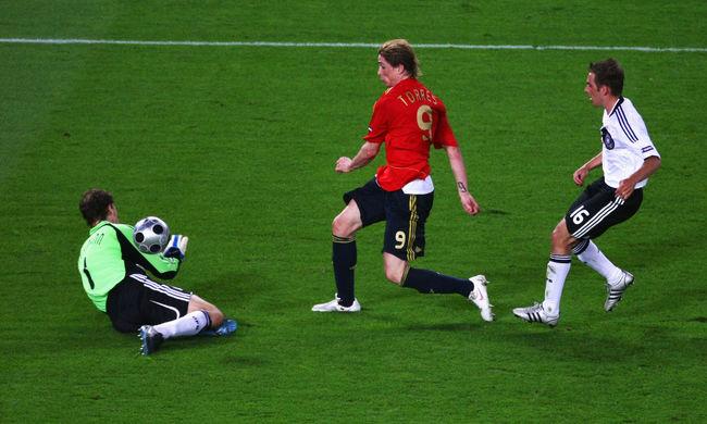 EURO 2016: 44 év után újra a csúcsra értek a hibátlan spanyolok - 13. rész (2008)