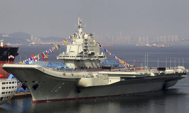 Hajnali kettőkor kérették a kínai nagykövetet, mert a hadihajók vitatott helyen voltak