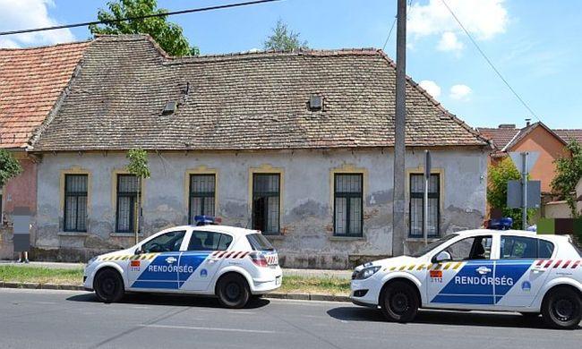 Eltűntnek hitt 13 éves rabolt késsel Győrben