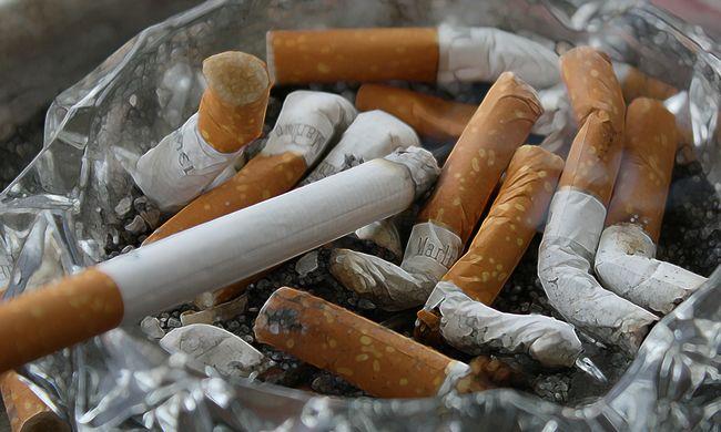 Minden tizedik szál cigaretta illegálisan jut be az EU-ba