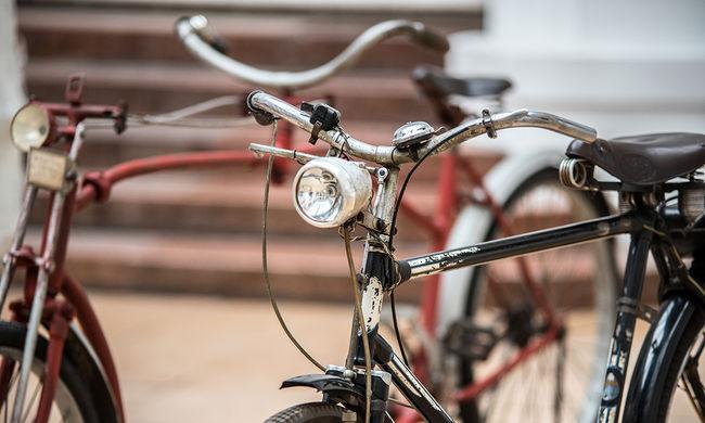 Kerékpáros időutazás dizájnföldén - képgaléria