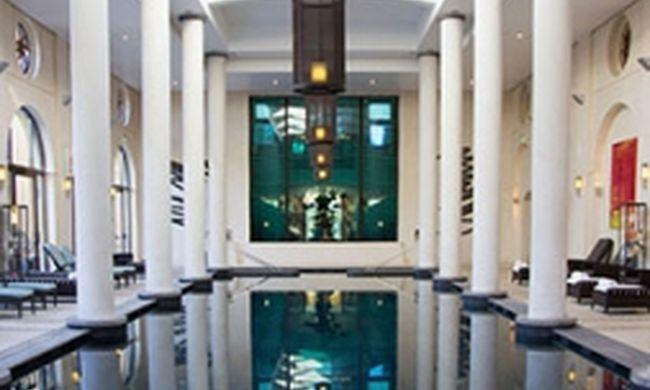 Ebben a luxushotelben készül a magyar válogatott az EB-re - fotók