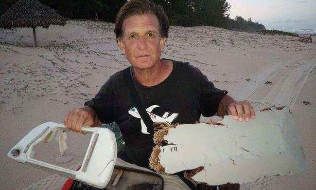 Az eltűnt maláj gép újabb darabjait találták meg