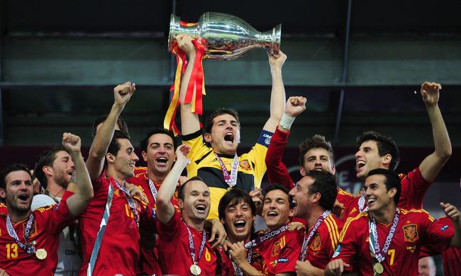 EURO 2016 sorozat: Az Európa-bajnokságok első címvédése - 14. rész (2012)