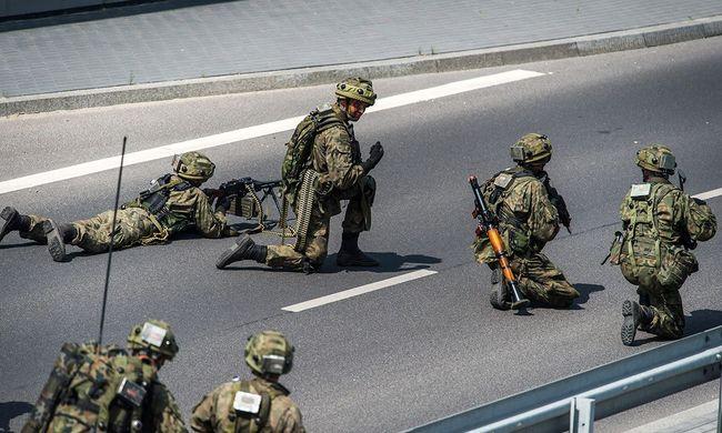 Bárányhimlősek lettek a katonák, nem mentek a NATO-hadgyakorlatra