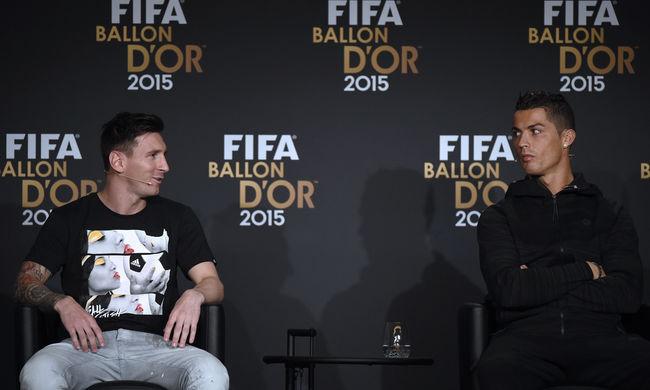 Két futballsztár lett a legjobban kereső sportoló a világon