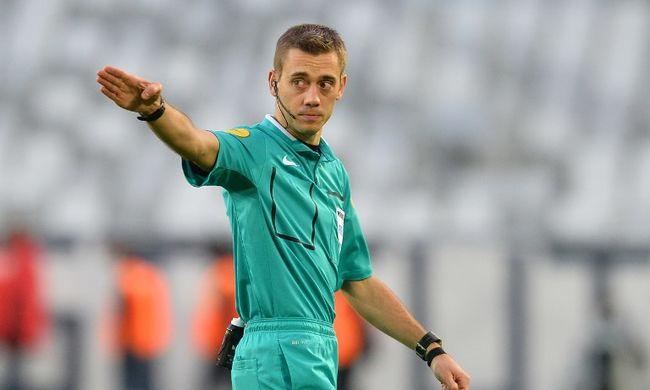 Ismerős bíró vezeti a keddi Magyarország-Ausztria meccset
