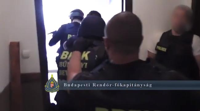 Spanyolországból importálták a marihuánát a magyar dílerek - videó
