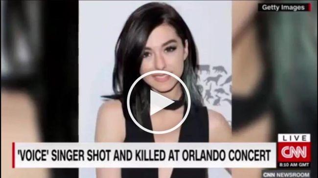 Öt lövést adtak le az énekesnőre - elvérzett!