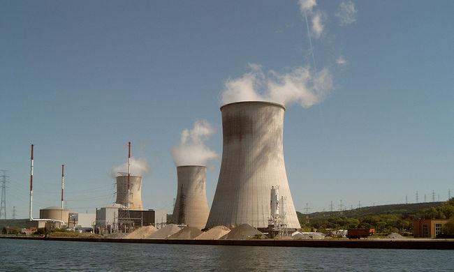 Leállította magát az atomerőmű
