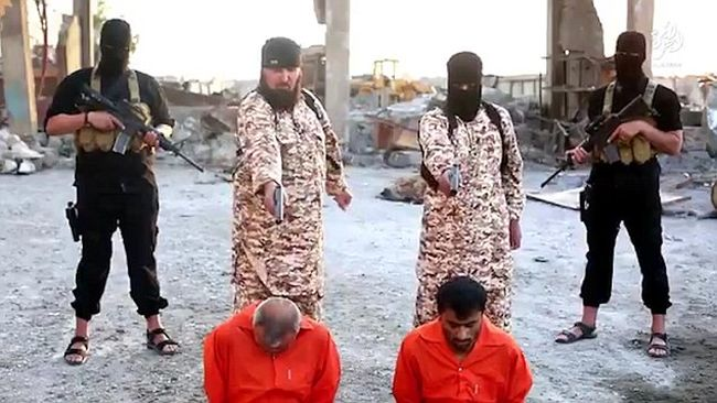 Az Iszlám Állam hóhérja saját testvérét is kivégezte
