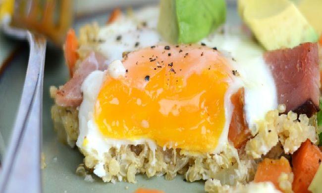 Kiderült, miért kell minden férfinek tojásos reggelivel indítania a napot