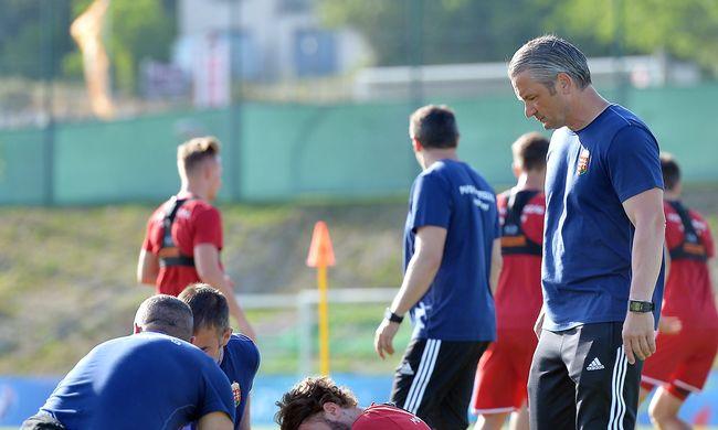 Két sérült is van a magyar válogatottban
