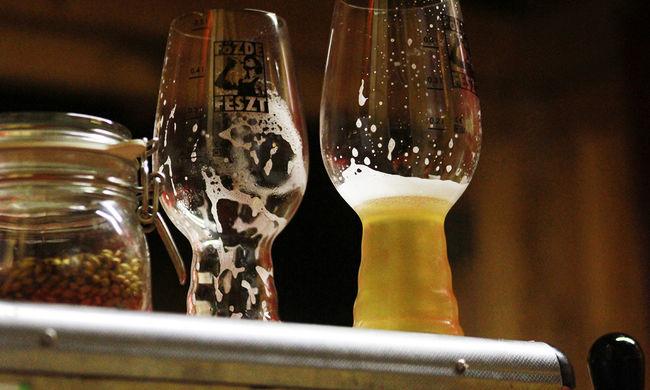 Semmi baj, a hatóságnak is ízlik a sör
