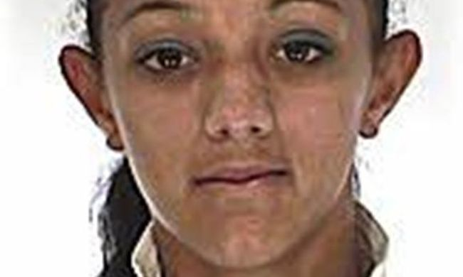 Eltűnt Váradi Klaudia Erzsébet
