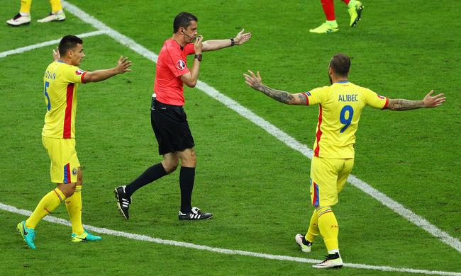 A románok őt hibáztatták a vereségért - Kassai újabb meccset kapott az Eb-n