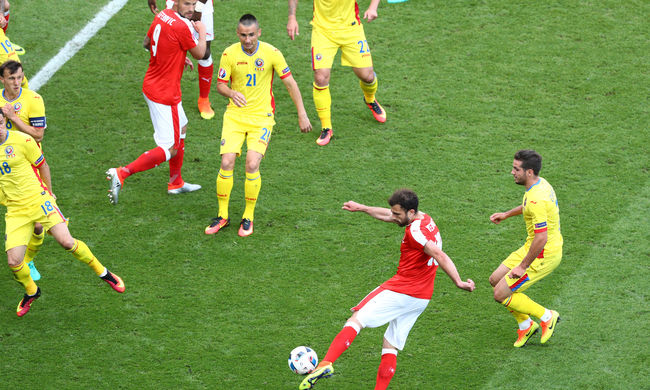 Románia: két meccs, két 11-es és egy pont eddig az Európa-bajnokságon