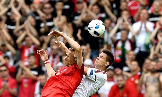 Magyar védő futott a leggyorsabban az Eb első fordulójában