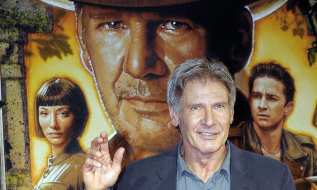 Indiana Jones túléli az ötödik részt