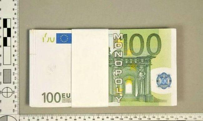 3 milliárdos csalást követtek el Monopoly-játékpénzzel