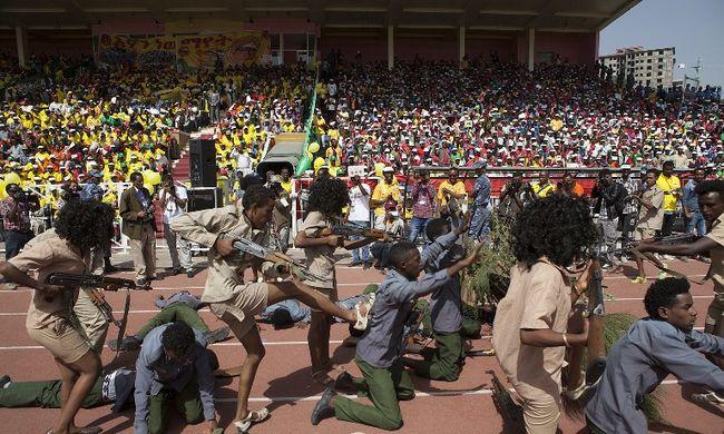 Több százan meghaltak a tüntetéseken Etiópiában