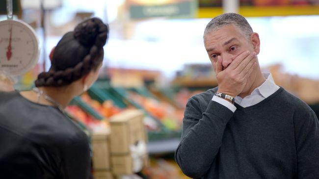 Megható videó: így köszöntötte a bevásárlóközpont az apákat