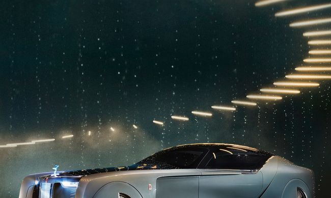 Ilyen a luxusautó jövője a Rolls-Royce szerint - videóval!